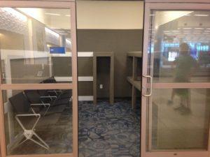 Myrtle Beach International Airport Quiet Room